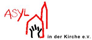 Asyl-in-der-Kirche-Logo