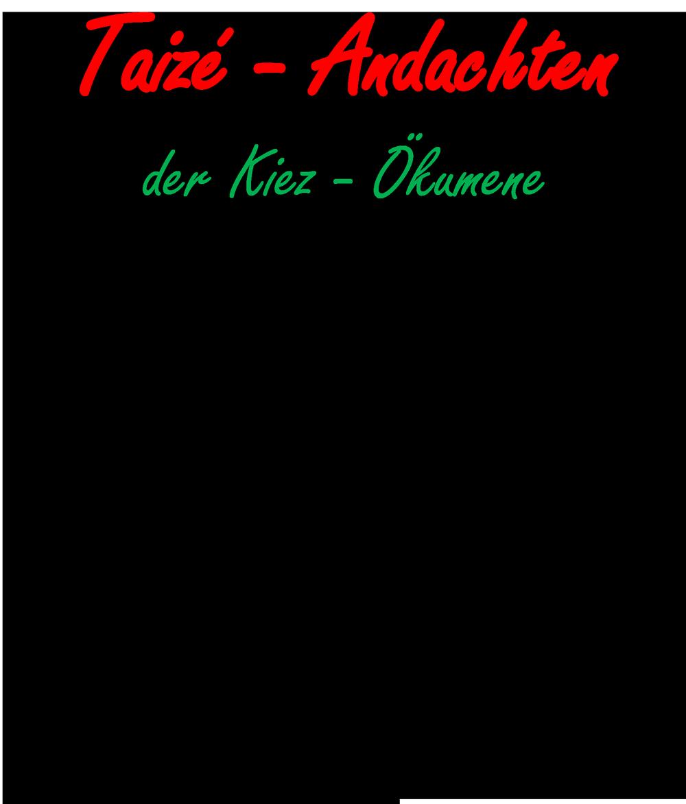 Taizé-Gebet @ St. Christophorus | Berlin | Berlin | Deutschland