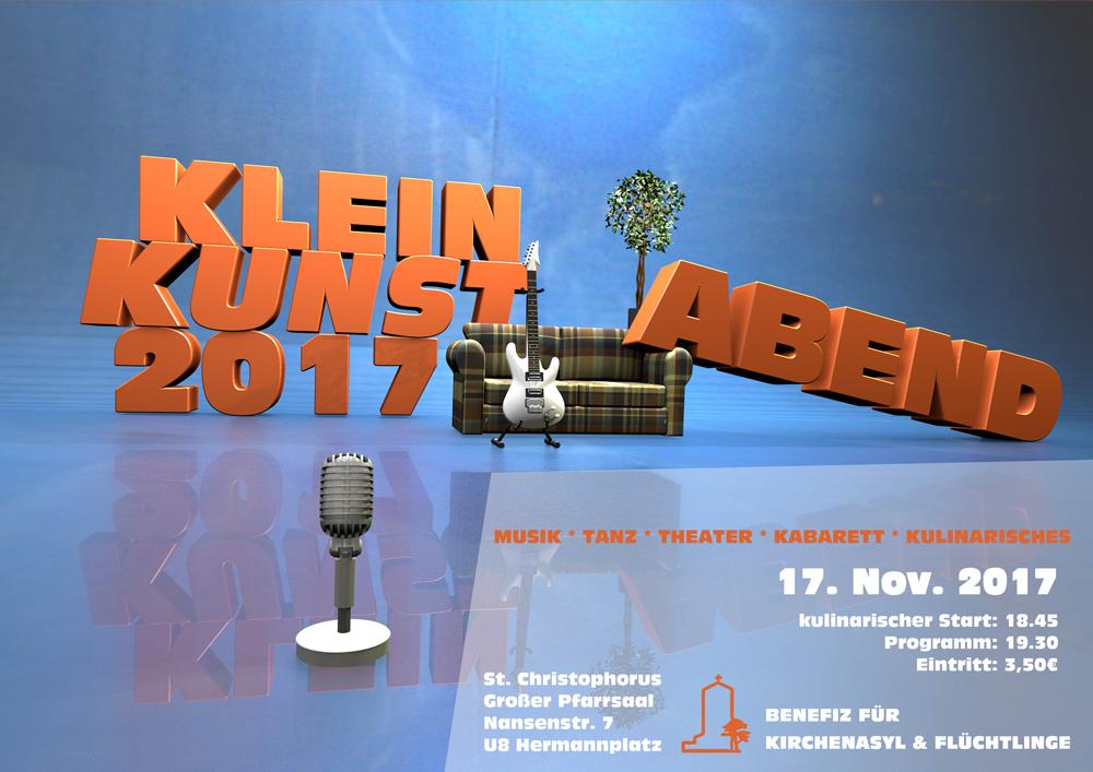 Kleinkunstabend 2017 @ St. Christophorus | Berlin | Berlin | Deutschland